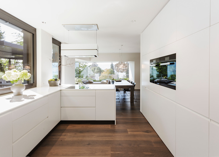 Dapur Modern Oleh meier architekten zürich Modern