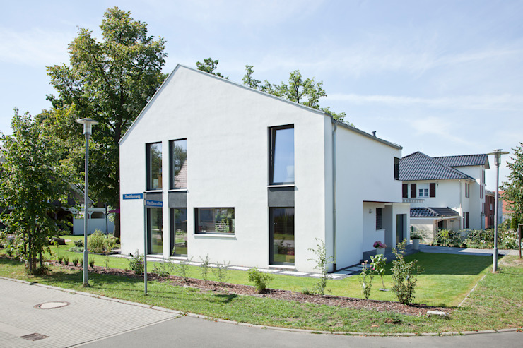 Classic style houses by Müllers Büro Classic