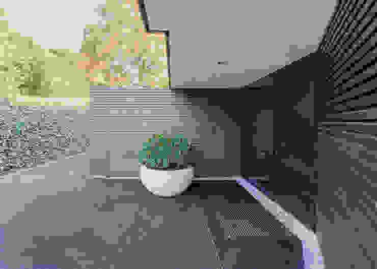 meier architekten zürich 現代房屋設計點子、靈感 & 圖片 Black
