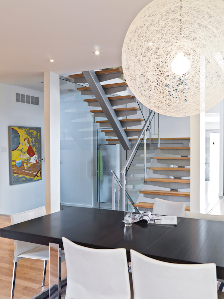Lighthouse Modern dining room by Linebox Studio Modern