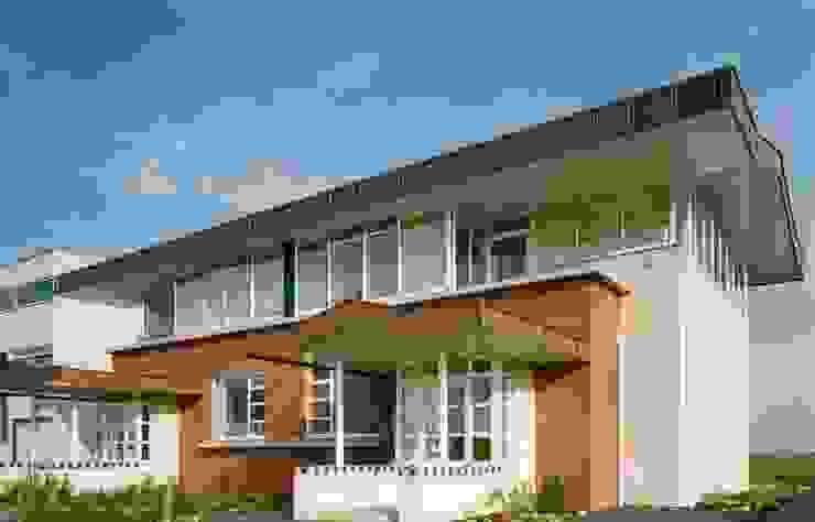 exterieur Eclectische huizen van Voets Architectuur en Stedenbouw Eclectisch