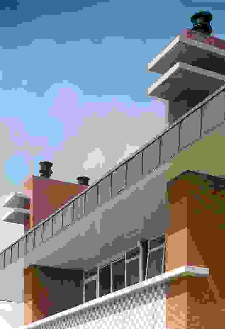 detail Eclectische huizen van Voets Architectuur en Stedenbouw Eclectisch