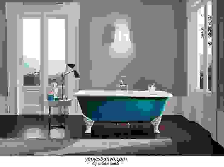 Ayaklı Küvet Yapıes Banyo Klasik