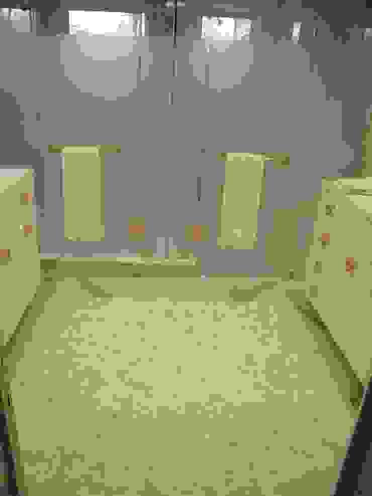 Jersey Shore Beach House Bathrooms Modern Bathroom by Kitchen Krafter Design/Remodel Showroom Modern