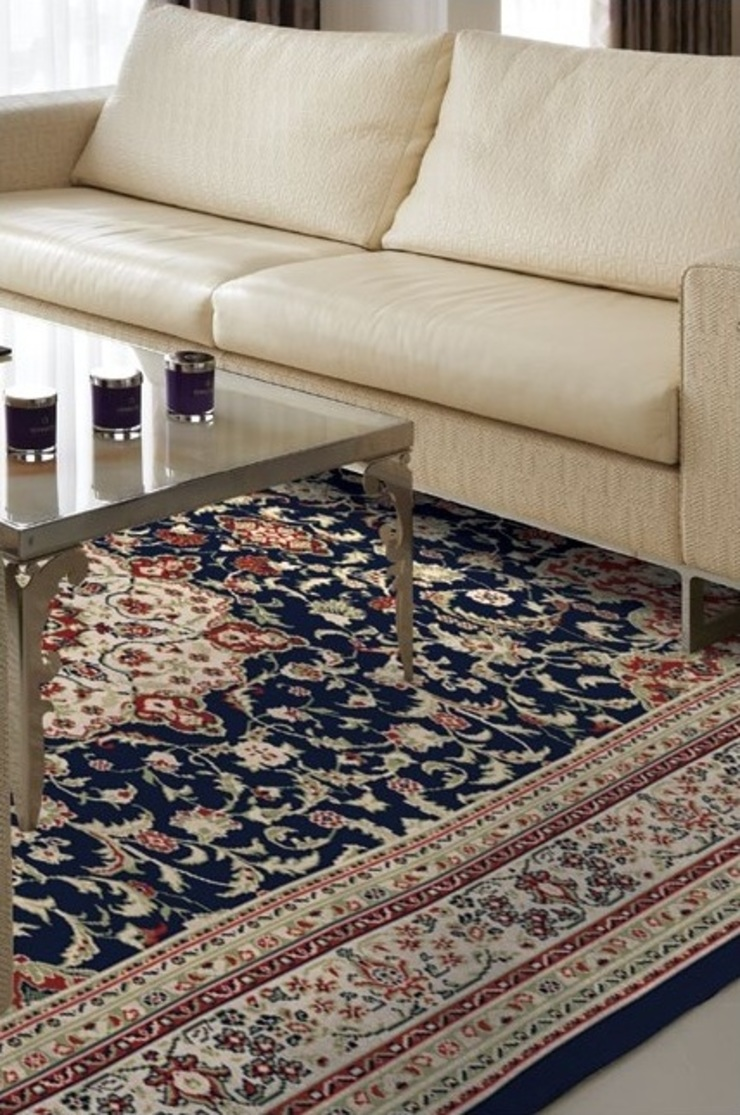 Tapete clássico para sala. por ATLANTIKHEROES Moderno Lã Laranja