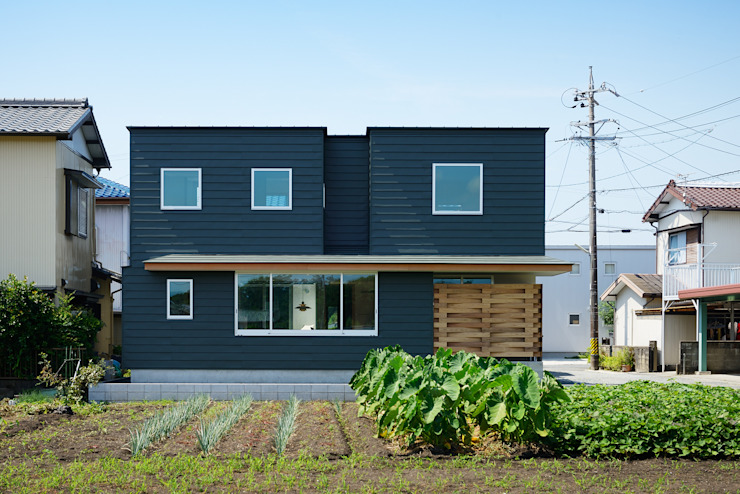 株式会社kotori Casas modernas: Ideas, imágenes y decoración