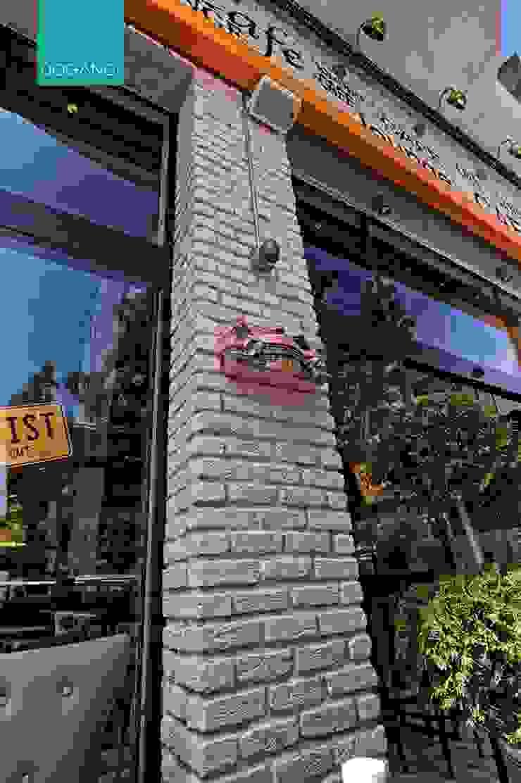 Country style gastronomy by Doğancı Dış Ticaret Ltd. Şti. Country Bricks