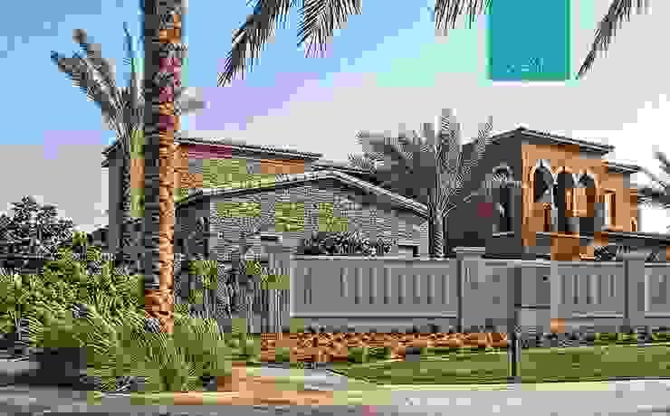 Abu Dhabi'deki projemiz Kırsal Evler Doğancı Dış Ticaret Ltd. Şti. Kırsal/Country Taş
