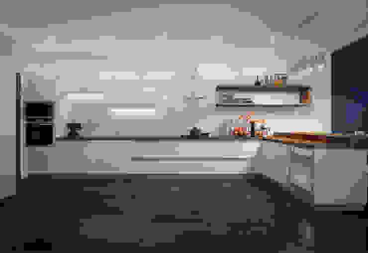Cocinas modernas de Rubleva Design Moderno