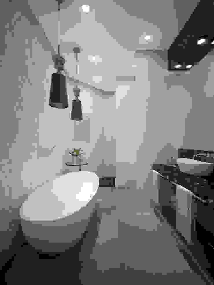 Baños de estilo moderno de Rubleva Design Moderno