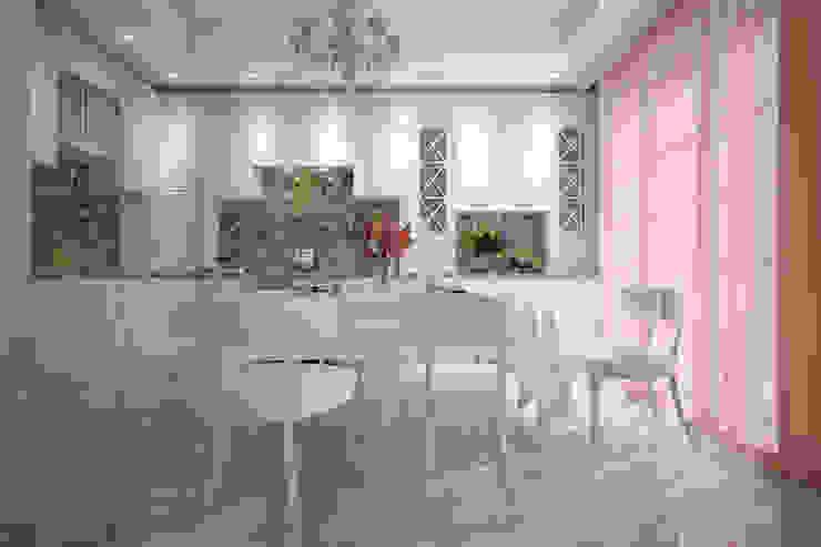 Kitchen by design studio by Mariya Rubleva