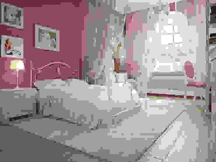 غرفة الاطفال تنفيذ design studio by Mariya Rubleva, كلاسيكي