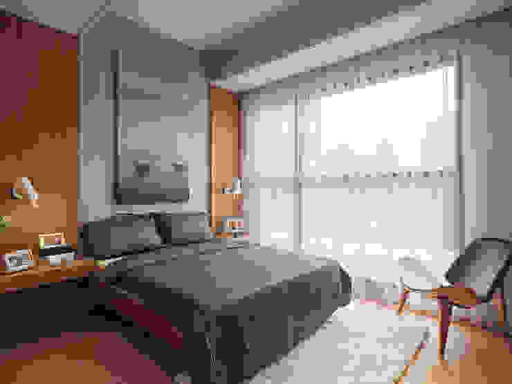 Moderne slaapkamers van 形構設計 Morpho-Design Modern