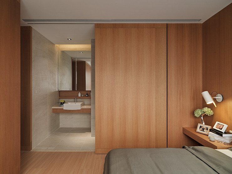 Bathroom by 形構設計 Morpho-Design,