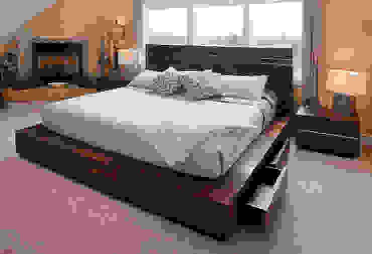 dormitorio exclusivo comprar en bali DormitoriosCamas y cabeceros Madera maciza Marrón