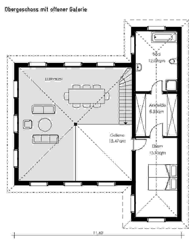 Haus Senzig I von Müllers Büro Klassisch