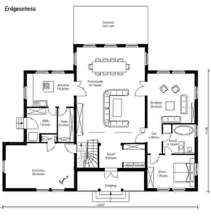 VILLA FERCH Müllers Büro Koloniale Häuser