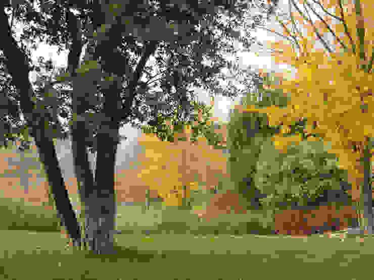 ROMANTICO IN AUTUNNO MASSIMO SEMOLA PROGETTAZIONE GIARDINI MILANO Giardino rurale