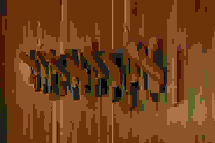 de Stemmer Rodrigues Moderno Madera Acabado en madera