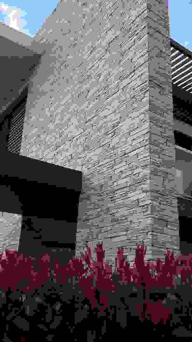 Maisons modernes par Fábrica de Pavimentos Aptus, S.A. Moderne Béton
