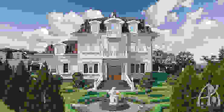 Classic style houses by Дизайн студия Алексея Каверина Classic