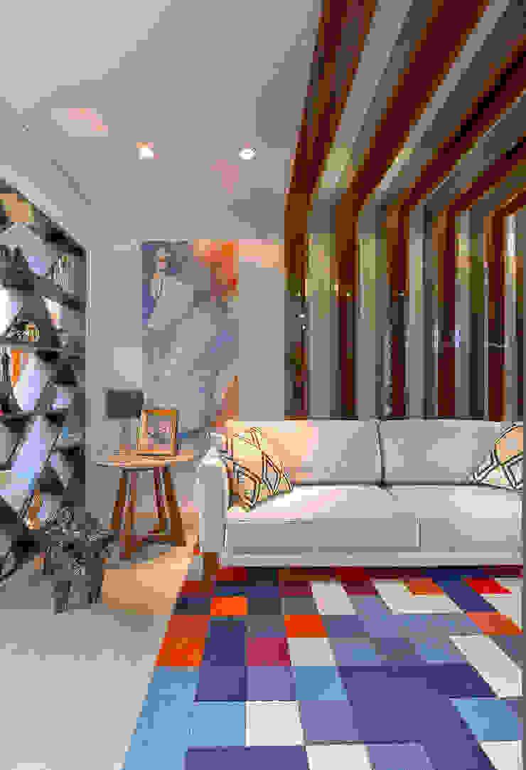 Sgabello Interiores Living roomSofas & armchairs Flax/Linen Blue