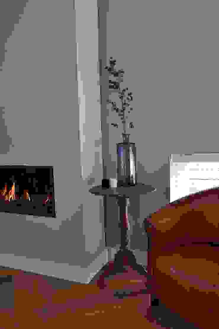 Interior Project Moderne woonkamers van Wood! by Vorselaars Modern