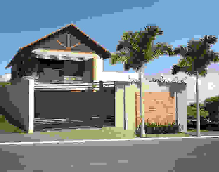 Lozí - Projeto e Obra Modern home