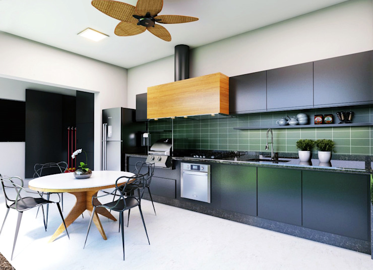 Kitchen by Lozí - Projeto e Obra,