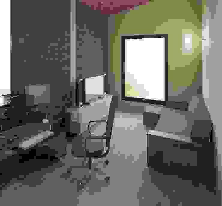 Sala de Estar:  de estilo  por Diseño Store