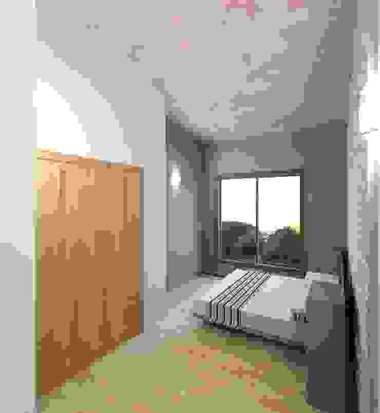 Dormitorio 03 Cuartos de estilo moderno de Diseño Store Moderno