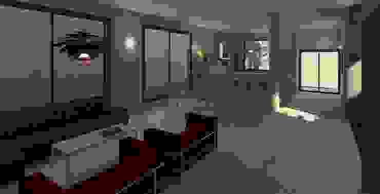 Sala y comedor Salas de estilo moderno de Diseño Store Moderno