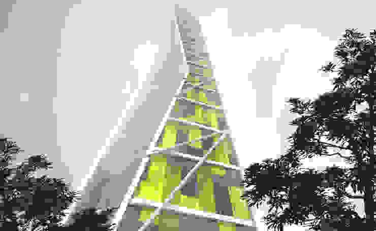 Funcionalidad del edificio de Arquitectos M253 Moderno