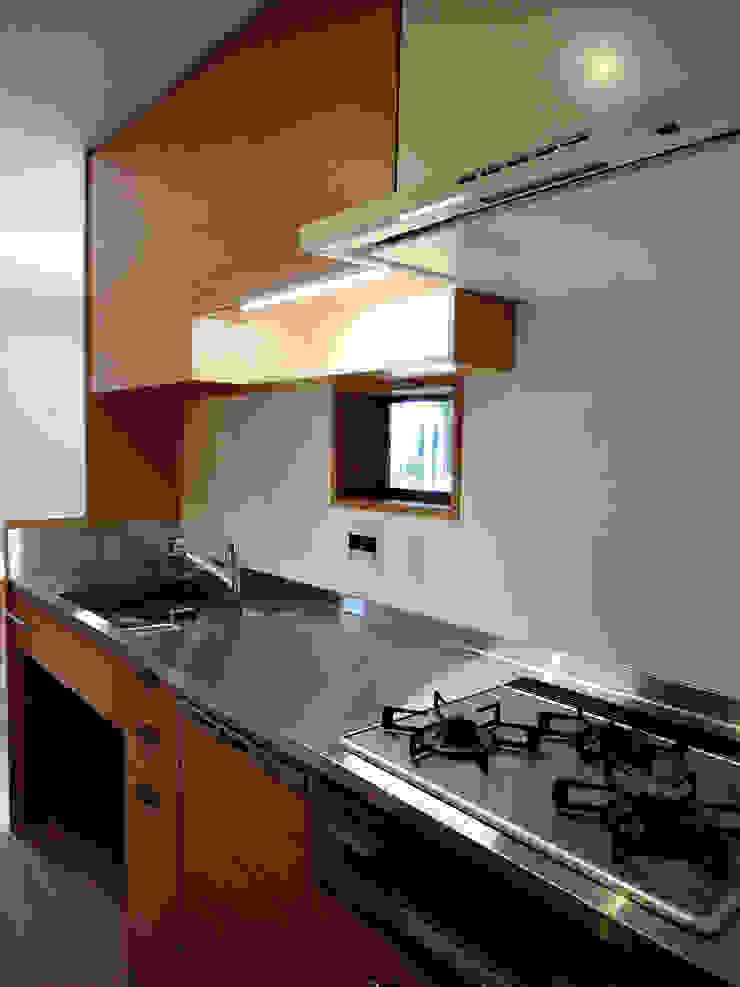 台所 有限会社 アンドウ・アトリエ オリジナルデザインの キッチン