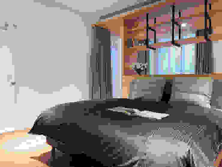 Modern style bedroom by 夏沐森山設計整合 Modern