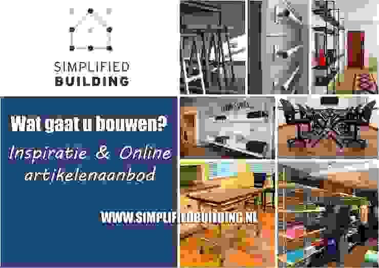 Simplified Builing inspiratie en online aanbod! van Simplified Building Industrieel