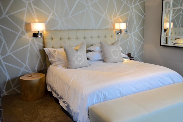 Residential - Steyn City :  Bedroom by Nowadays Interiors