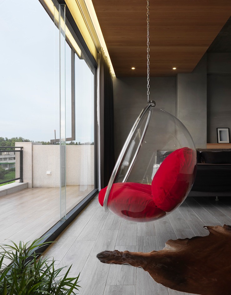 Quiet home 根據 夏沐森山設計整合 工業風