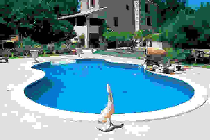 Moderne Pools von Soleo Modern