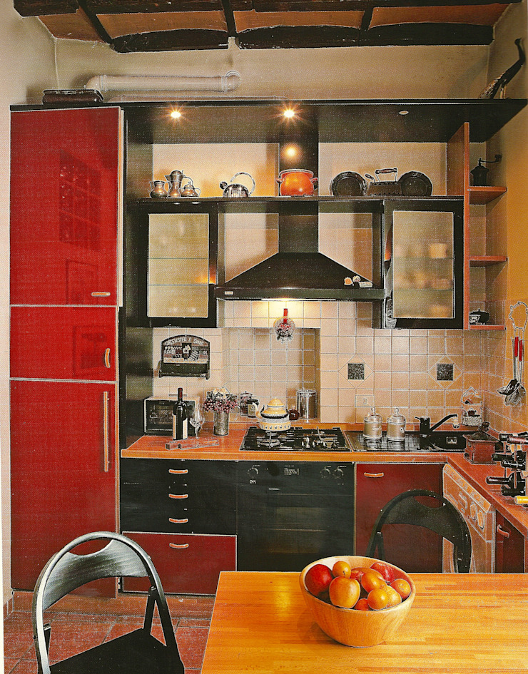 Cocinas modernas de Fabio Carria Moderno