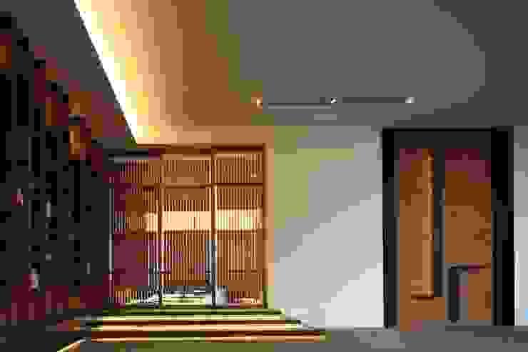 入口大廳 根據 Arcadian Design 冶鑄設計 現代風