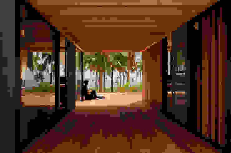 [ 行動木屋 ] Qfarm 根據 FAMWOOD 自然紅屋 現代風
