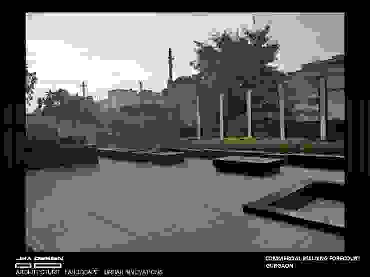 Commercial Building, Udyog Vihar Modern houses by JRA DESIGN Modern
