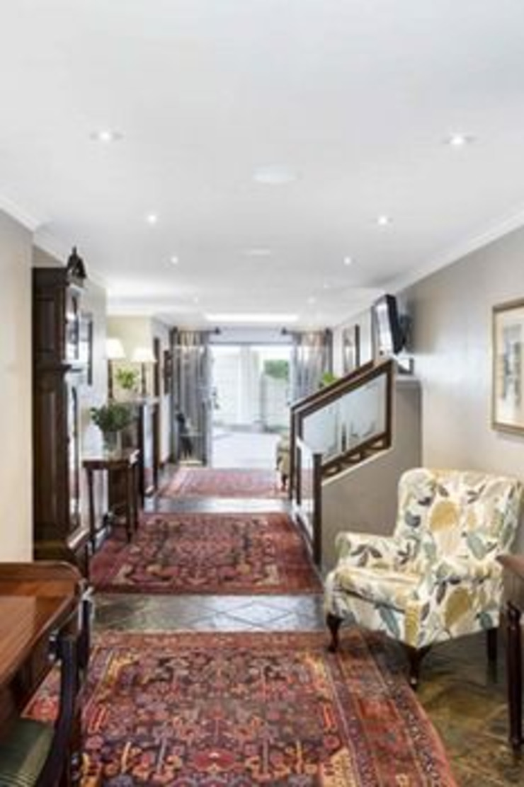 The Falstaff—Boutique Hotel Sandton by Nowadays Interiors Colonial