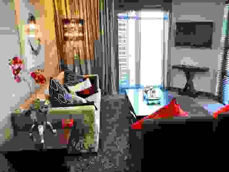 The Fairway Hotel by Nowadays Interiors Modern