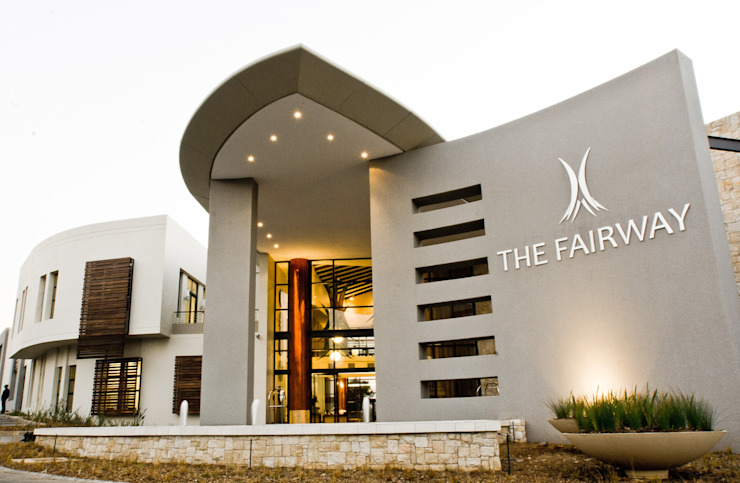 The Fairway Hotel :  Hotels by Nowadays Interiors, Modern