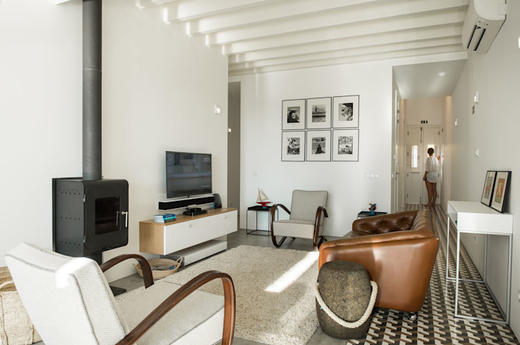 Livingroom 根據 studioarte 簡約風