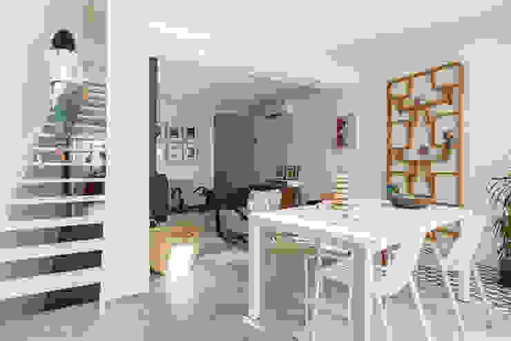 Livingroom de studioarte Minimalista