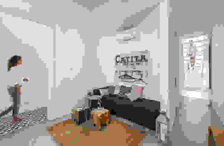 Bedroom Dormitorios de estilo minimalista de studioarte Minimalista