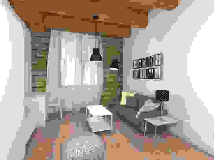 Aménagement D'un appartement LYON par AL Intérieurs